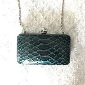 Handbags - In's Snakeskin Clutch